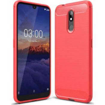 Lapinette Souple en Gel Silicone Nokia 3.2 Carbone