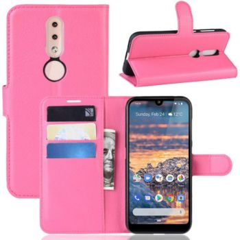 Lapinette Portefeuille Nokia 4.2 Rose