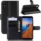 Etui Lapinette Portefeuille Xiaomi Redmi 7A Noir
