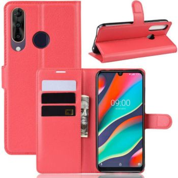 Lapinette Portefeuille Wiko View 3 Pro Rouge
