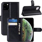 Etui Lapinette Portfeuille Apple iPhone 11 Pro Max Noir