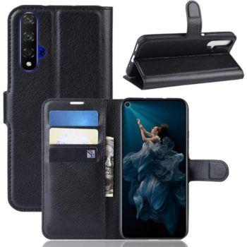 Lapinette Portfeuille Huawei Nova 5T Noir