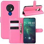 Etui Lapinette Portfeuille Nokia 7.2 Rose