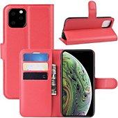 Etui Lapinette Portfeuille Apple iPhone 11 Rouge
