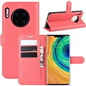 Etui Lapinette Portfeuille Huawei Mate 30 Pro Rouge