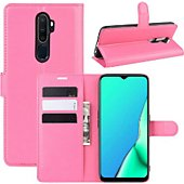 Etui Lapinette Portfeuille Oppo A5 2020 Rose