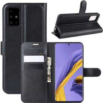 Lapinette Portfeuille Samsung Galaxy A71 Noir