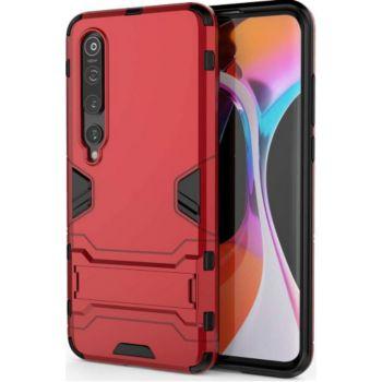Lapinette Anti Chocs Xiaomi Mi 10 Modèle Iron Rou