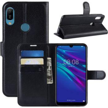 Lapinette Portfeuille Huawei Y6s Noir