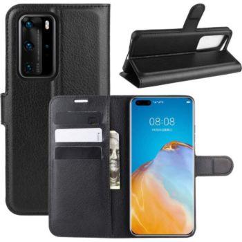 Lapinette Portfeuille Huawei P40 Pro Noir