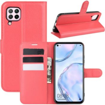 Lapinette Portfeuille Huawei P40 Lite Rouge