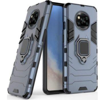 Lapinette Anti Chocs Xiaomi Poco X3 Modèle Iron B