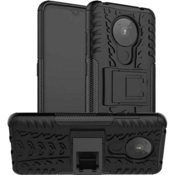 Lapinette Anti Chocs Nokia 5.3 Modèle Spider Noir