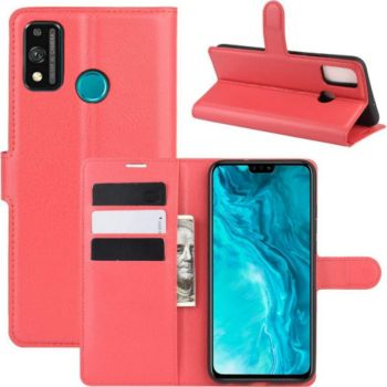 Lapinette Portfeuille Honor 9X Lite Rouge