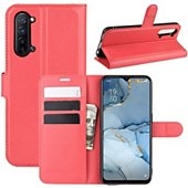 Etui Lapinette Portfeuille Oppo Find X2 Lite Rouge