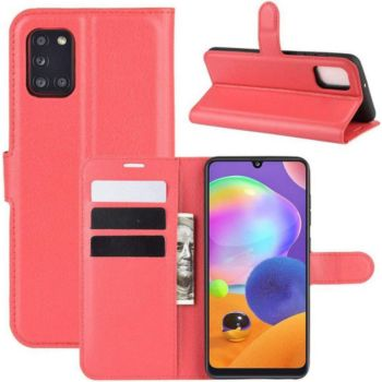 Lapinette Portfeuille Samsung Galaxy A31 Rouge