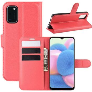 Lapinette Portfeuille Samsung Galaxy A41 Rouge