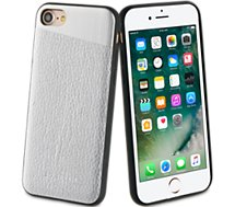 Coque So Seven  METALLIC SILVER APPLE IPHONE 7/7S