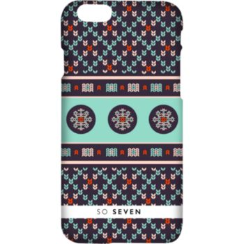 So Seven COQUE HIVER CANADIEN MOTIF PULL IPHONE 7
