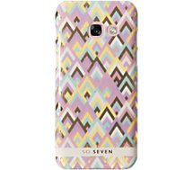 Coque So Seven  NOTTING HILL TRIANGLES GALAXY A3 2017