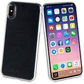 Coque Muvit COQUE CRYSTAL SOFT IPHONE X