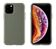 Coque Muvit  iPhone 11 Pro Max Bambootek vert