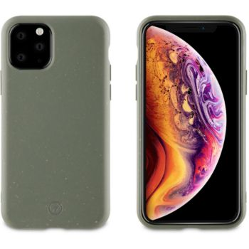 Muvit iPhone 11 Pro Max Bambootek vert