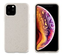 Coque Muvit  iPhone 11 Pro Bambootek blanc