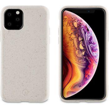 Muvit iPhone 11 Pro Bambootek blanc
