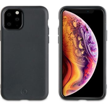 Muvit iPhone 11 Pro Bambootek noir