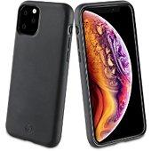 Coque Muvit iPhone 11 Pro Max Bambootek noir