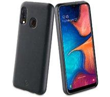Coque Muvit  Samsung A20e Bambootek noir