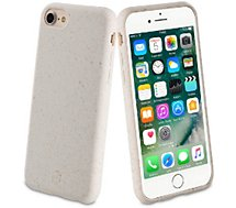 Coque Muvit  iPhone 6/7/8/SE 2020 Bambootek blanc