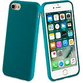 Coque Muvit iPhone 6/7/8 Bambootek bleu
