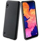 Coque Muvit Samsung A10 Bambootek noir