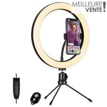 "Muvit 10"" pour Smartphone / Vlog"