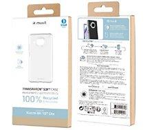 Coque Muvit  Xiaomi Mi 10T Lite Souple transparent