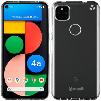 Muvit Google Pixel 4a 5G Souple transparent