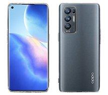 Coque Muvit  Oppo Find X3 Neo Souple transparent