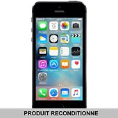 Smartphone Apple iPhone 5S 16 Go Gris Grade A+ Reconditionné