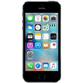 Smartphone Apple iPhone 5S Silver 16Go Reconditionné