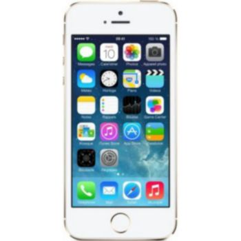 Apple iPhone 5S 16 Go Or Grade A+ 				 			 			 			 				reconditionné