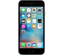 Smartphone Apple iPhone 6 16 Go Gris Sidéral