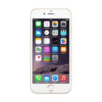 smartphone apple iphone 6 gold 64 go