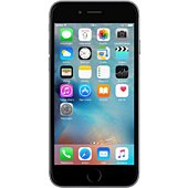 Smartphone Apple iPhone 6 Silver 64 Go