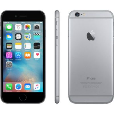 Location Apple - iPhone reconditionné iPhone 6 Silver 64 Go Grade A+