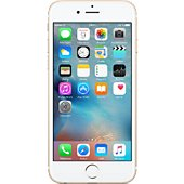 Téléphone Apple iPhone 6s Gold 128 Go