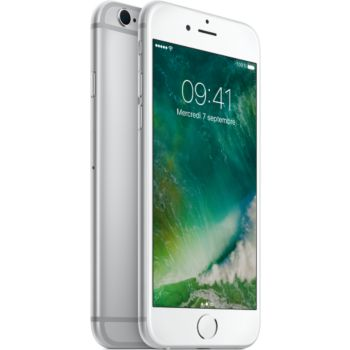 smartphone apple iphone 6s silver 128go