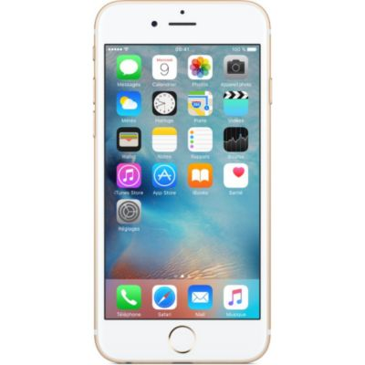 Location Apple - iPhone reconditionné iPhone 6s Gold 64 Go Grade A+