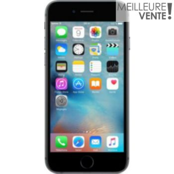 Apple iPhone 6s Gris 64 Go 				 			 			 			 				reconditionné